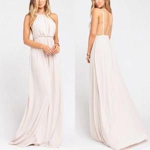 Show Me Your MuMu Amanda Maxi Dress NOWT Medium
